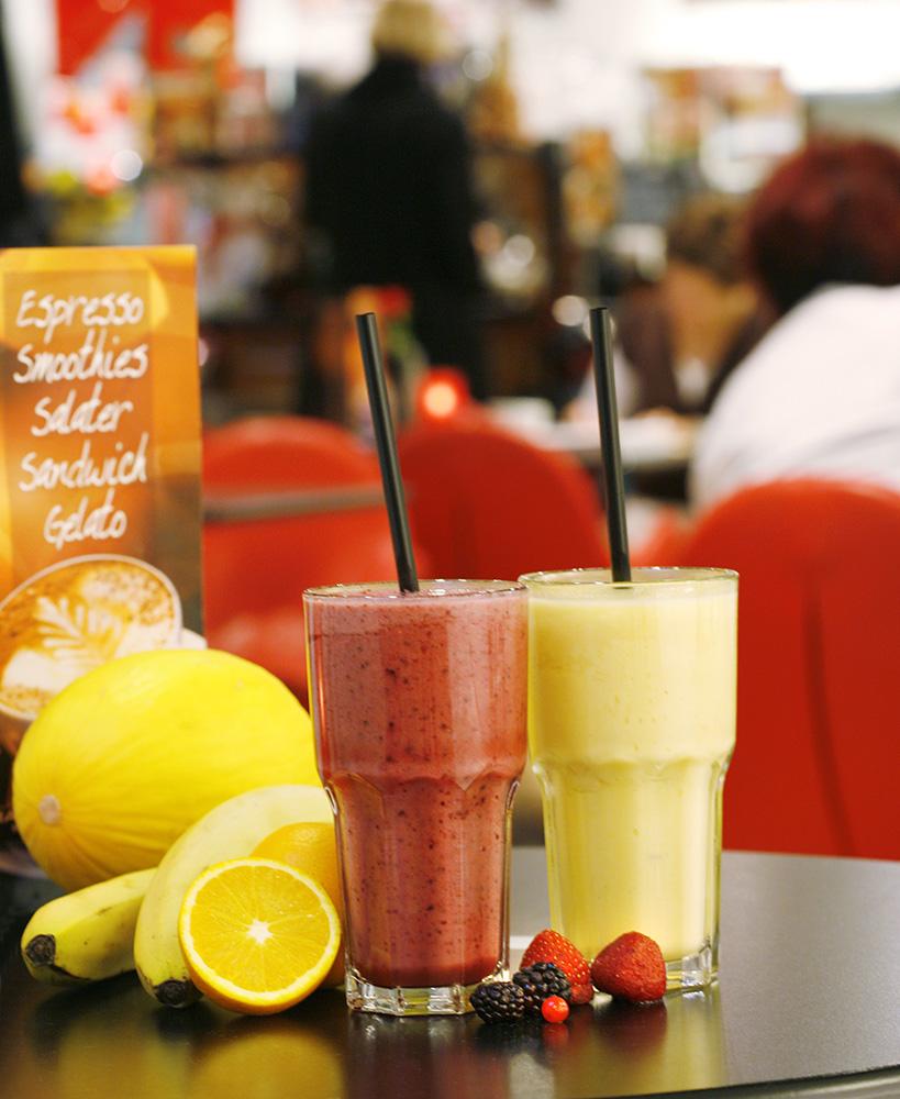 foto af sund drik