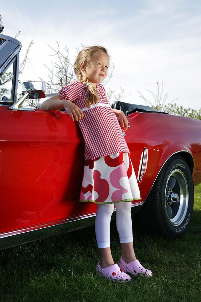 barnemode fotograf