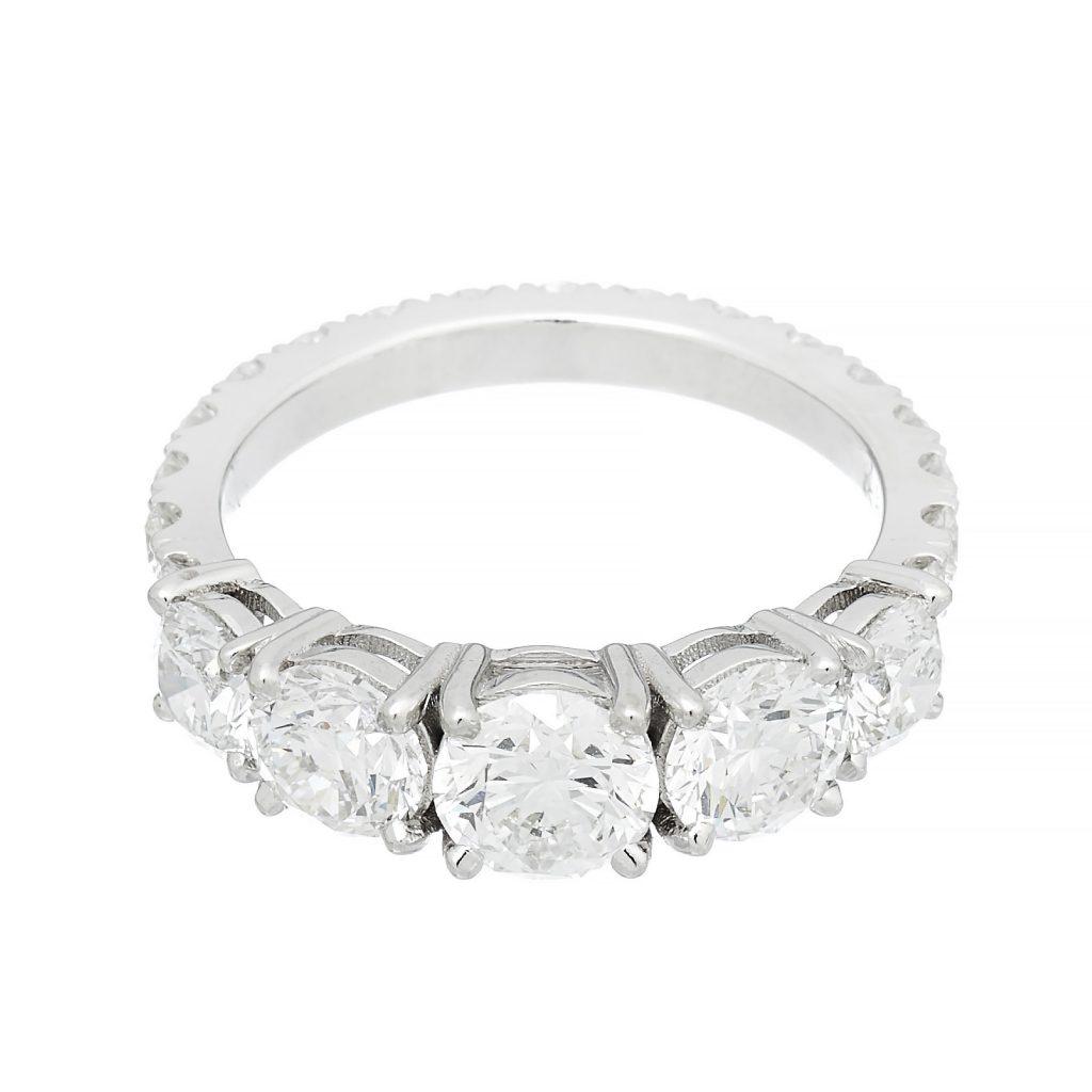 smykkefoto diamantring
